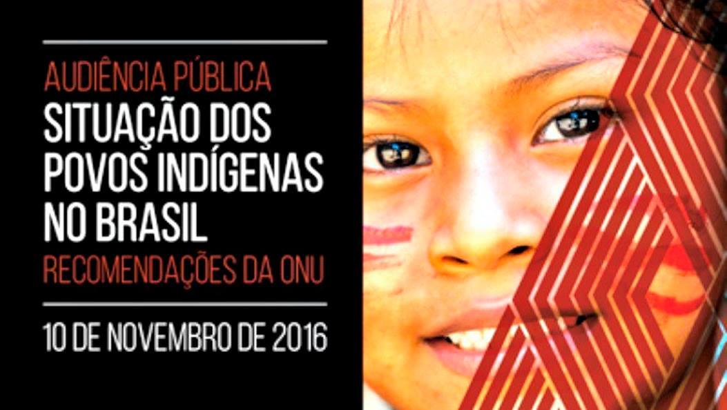 Povos Indígenas Brasil