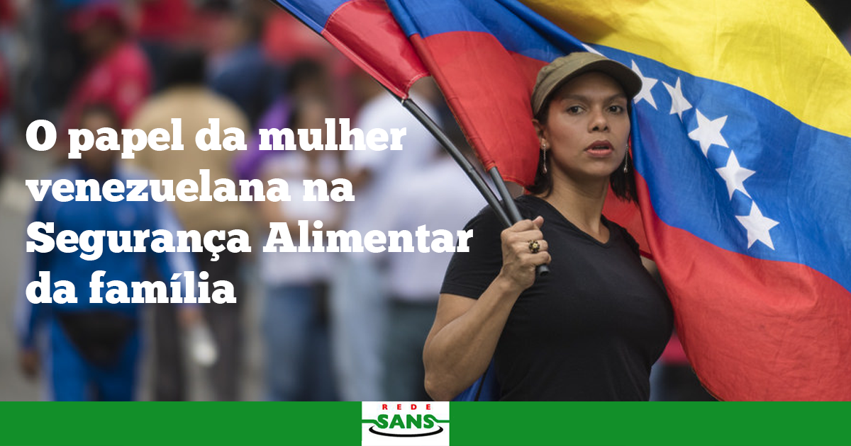 Mulher Venezuelana