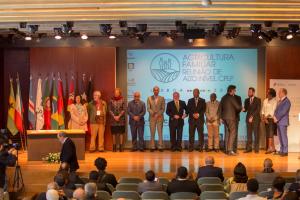 Participantes da Reunião de Alto Nível da Comunidade de Países de Língua Portuguesa (CPLP) - Pelo fortalecimento da Agricultura Familiar