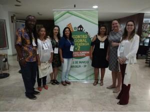 Representantes do estado de São Paulo na 5ª Conferência Nacional de Segurança Alimentar e Nutricional +2