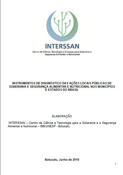 Diagnóstico SAN - Brasil