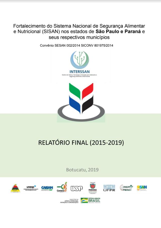 Relatório Final MDS 2015-2019