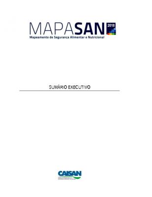 16.12.Sumário Executivo MapaSAN 2018