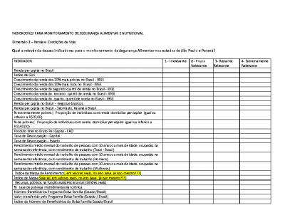 4.18.Questionário validação – questionário dimensão II, 2019
