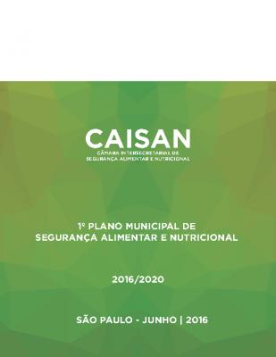 Plano de SAN – São Paulo/SP