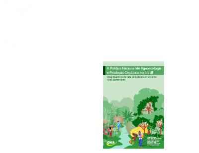 politica nacional de agroecologia e produção orgânica no Brasil